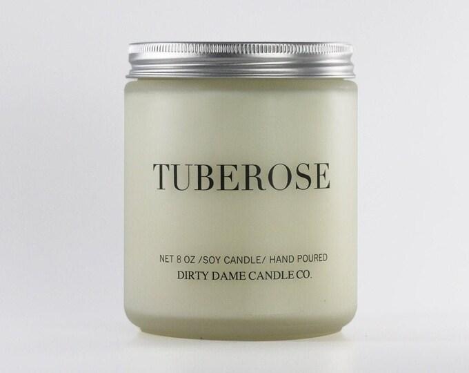 Tuberose Candle