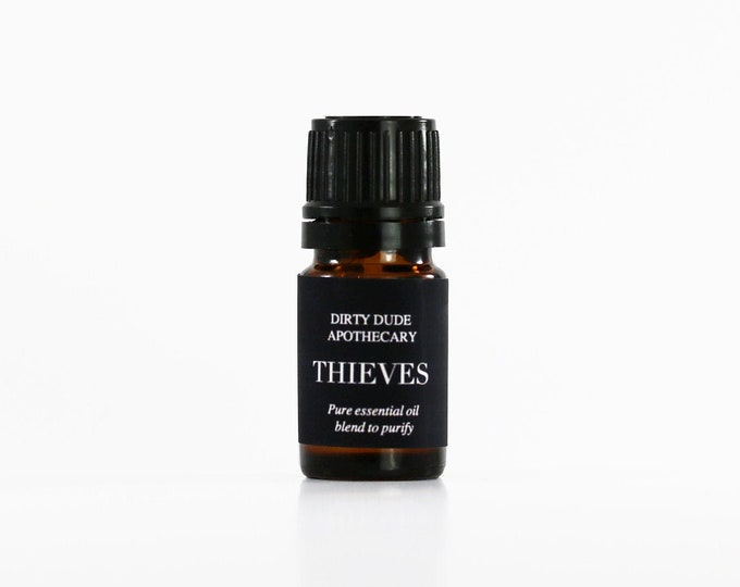 Myth of the Four Thieves Pure Essential Oil