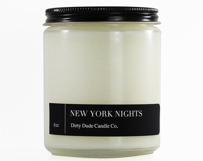 NY Nights Candle