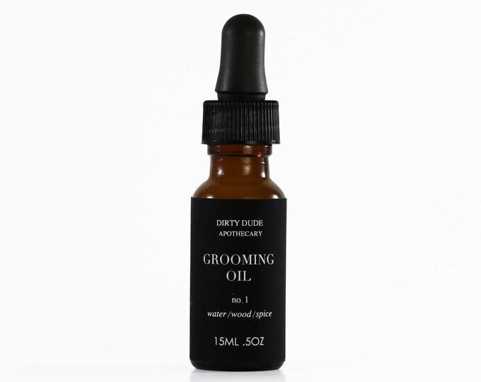 Beard Oil #1