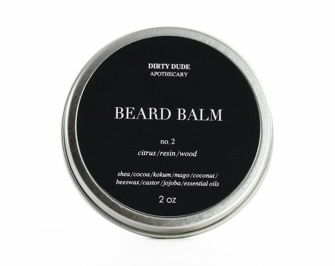 Dirty Dude Beard Balm No.2