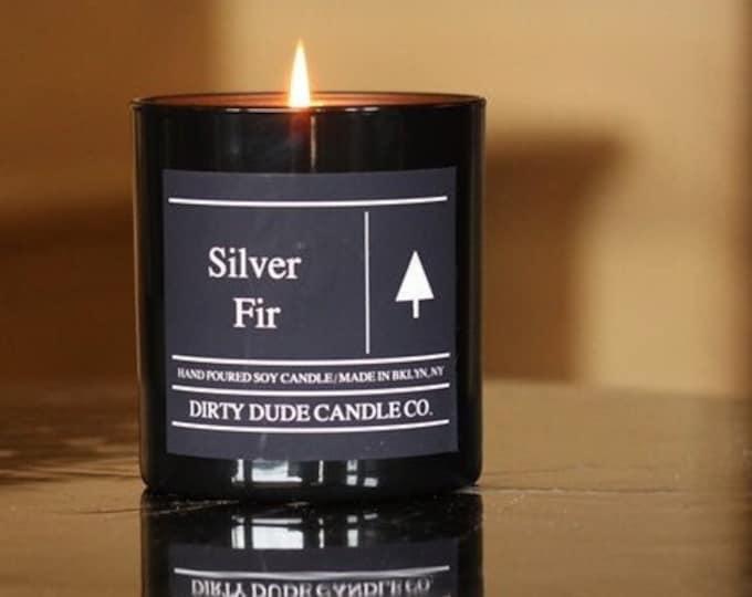 Silver Fir Candle