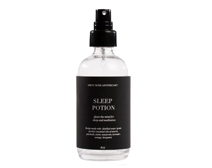 SLEEP POTION AROMATHERAPY Spray