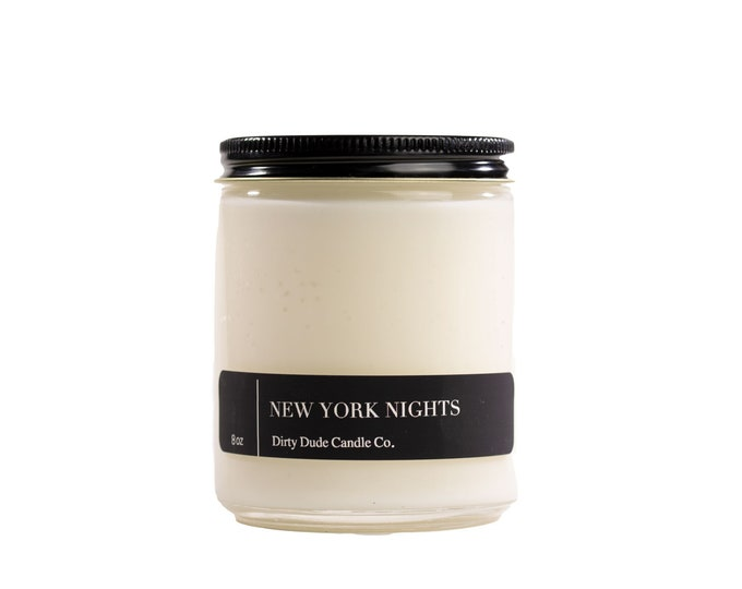 NY NIGHTS CANDLE