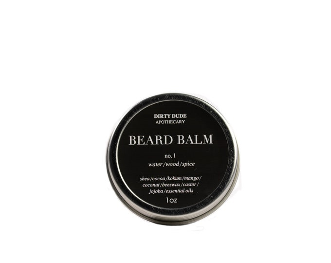 BEARD BALM No.1