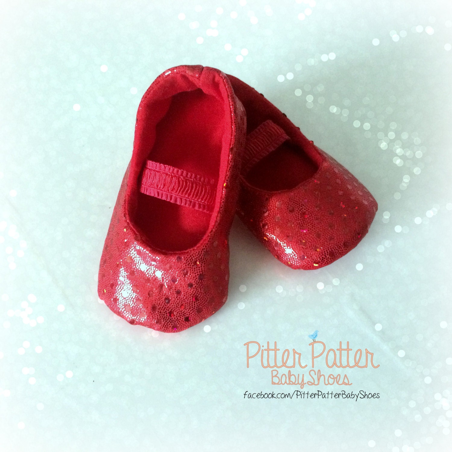 03df434ebfb Red Baby Shoes ruby slippers Valentine Baby Shoes Red