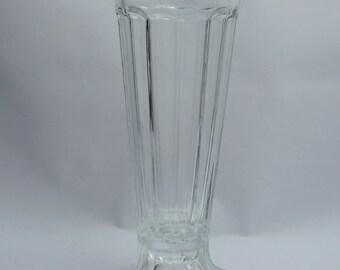 Retro ice-cream sundae glass x 1