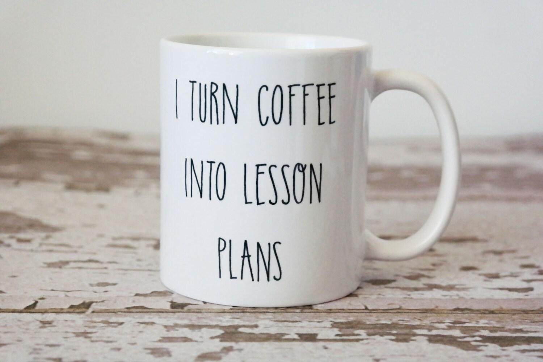 Lehrer Kaffeebecher Weihnachten Kaffeebecher Lustige | Etsy