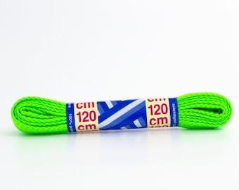 Neon Green shoelaces