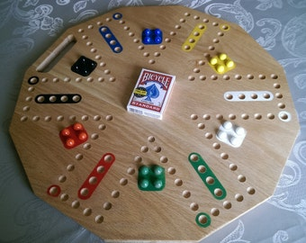 Wooden Board Game Etsy
