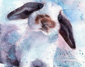 cute bunny etsy