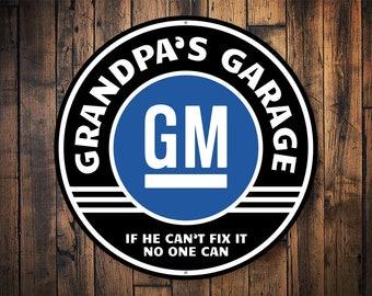 """General Motors GM Pontiac V8 Tin Sign Retro Home Garage Wall Decor Gift USA 16/"""""""