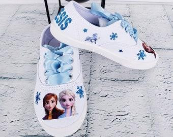 Frozen shoes | Etsy