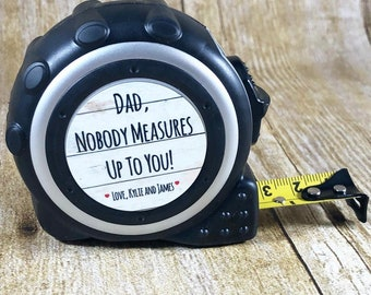Father's Day Personalized Tape Measure