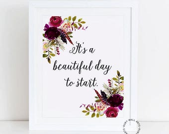 Its A Beautiful Day Etsy