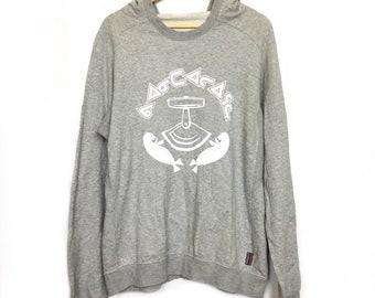 Sweatshirt Pullover Crewneck Size Futura Stash LEtsy Recon Sweater 3q54ALRj