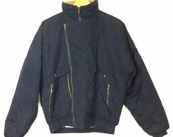 f62e42faa Vtg Moncler by Asics Ski Wear Puffer Goose Down Jacket Size S