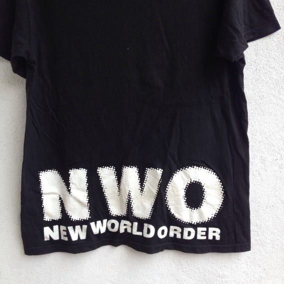Vtg nWo New World Order Wrestiling Wcw Wwe Wrestl… - image 2