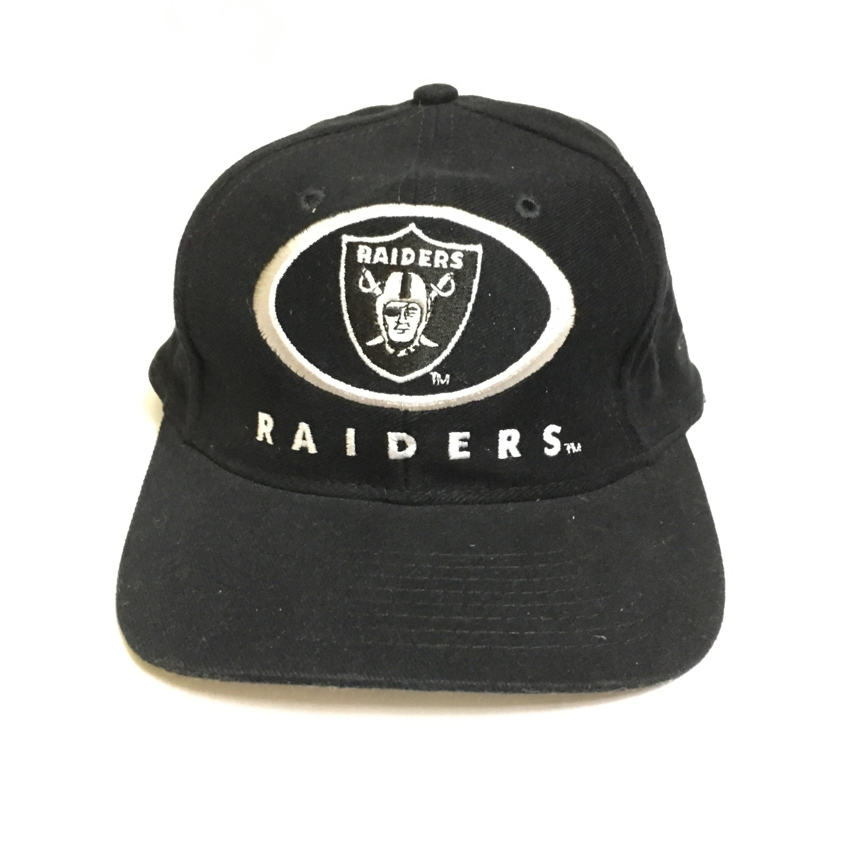 Vtg Oakland Athletics Raiders Baseball Snapaback Cap OSFA NWOT  59b560c0950