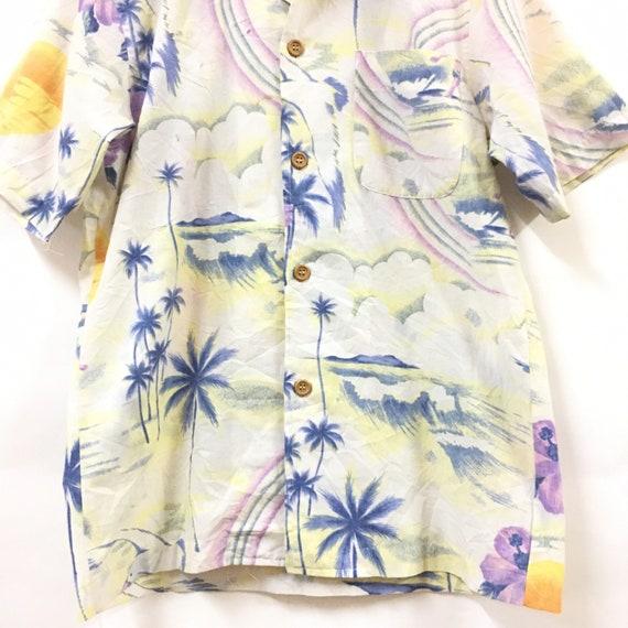 Vtg Sunbums Aloha Hawaiian Shirt - image 3