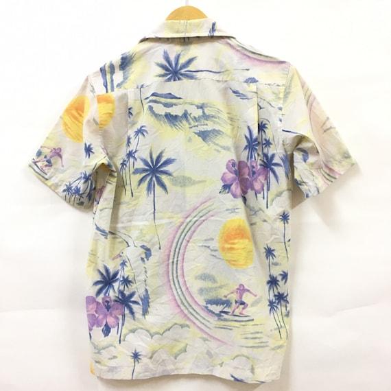Vtg Sunbums Aloha Hawaiian Shirt - image 5