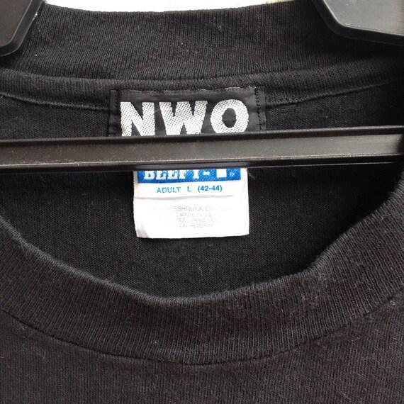 Vtg nWo New World Order Wrestiling Wcw Wwe Wrestl… - image 3