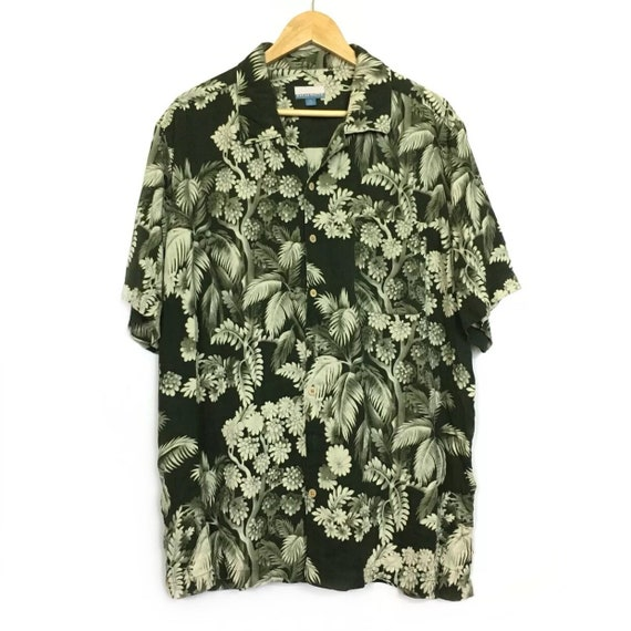 Breakwater Rayon Hawaiian Shirt Size XL