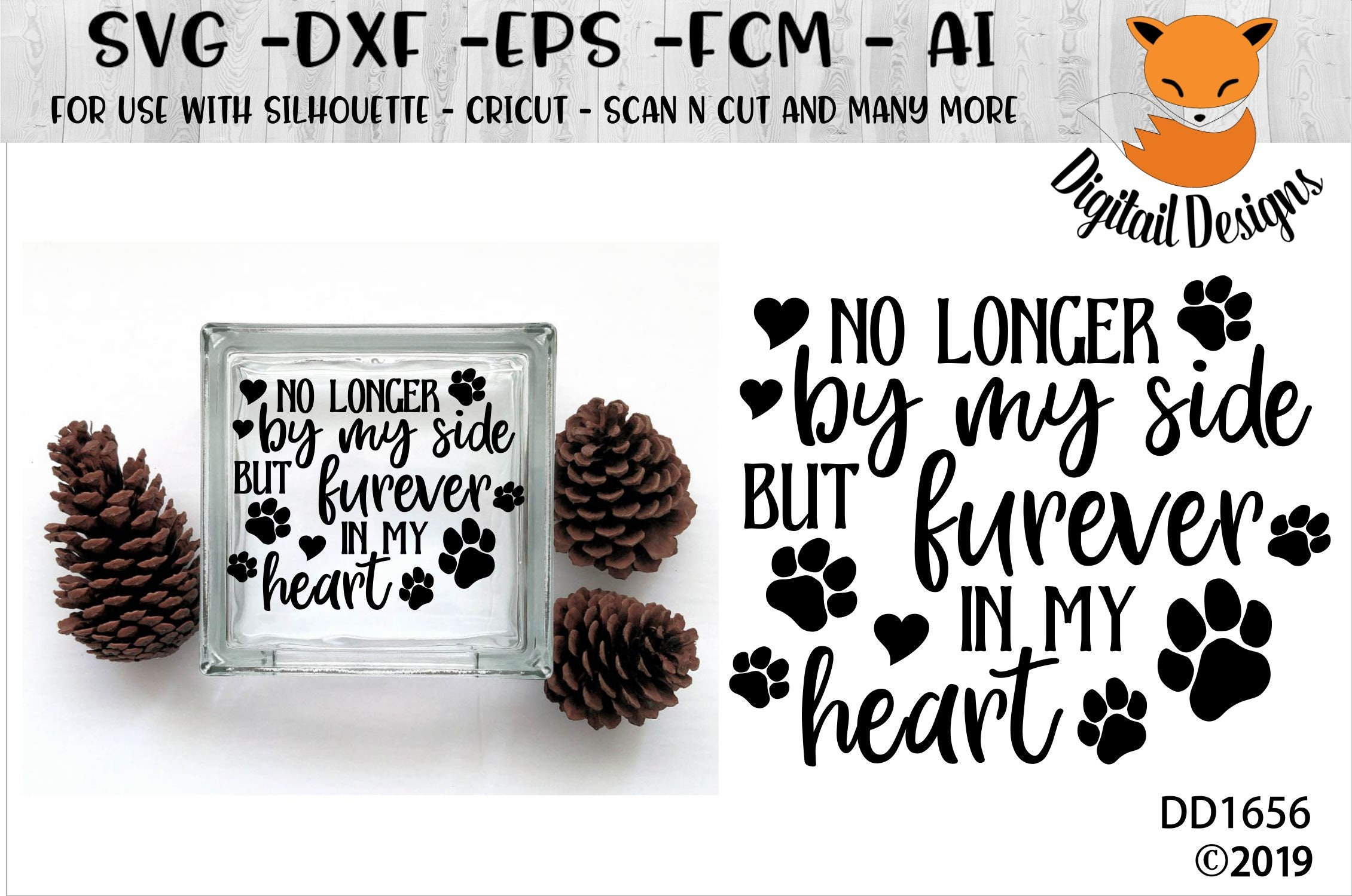 Download Memorial Pet SVG If Love Could Have Saved You SVG png | Etsy