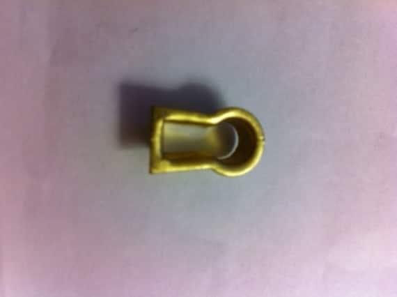 """3//4/"""" High Cast Brass Keyhole Insert"""