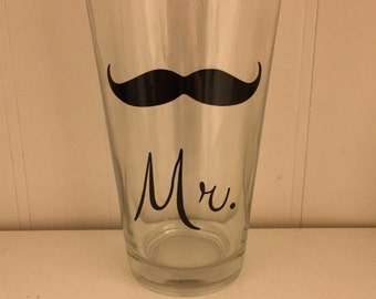 Mr and mrs cup
