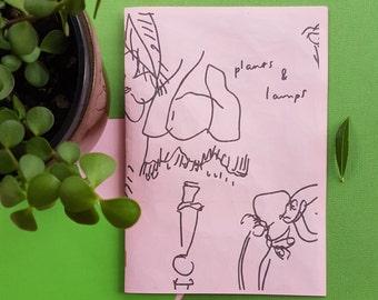 Plants & Lamps Zine