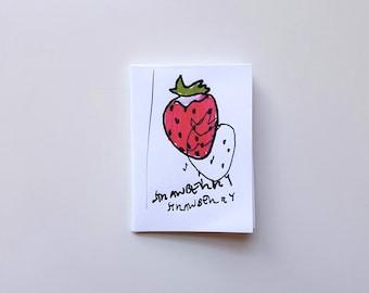 Fruits Yum Tiny Zine
