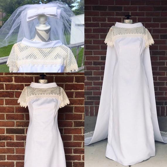 Vintage 60/'s Spring Ruffled Rose Floral Sheath Designer Dress BULLOCKS Wilshire Blvd California Jackie O/' Picnic Wedding