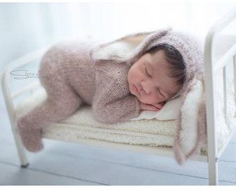 126fc6292e4 Newborn bunny outfit