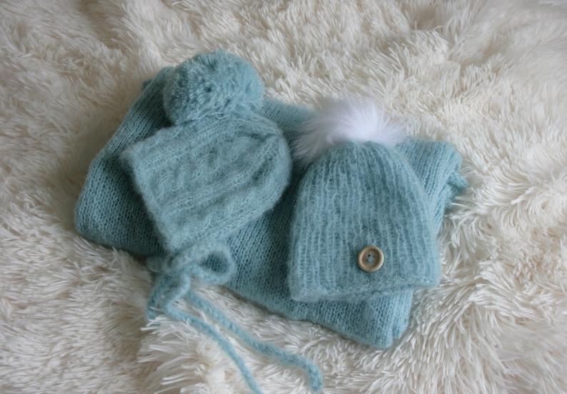 Newborn outfit,Newborn set,Newborn hat and wrap,wraps,photo props,photography props,photo prop,baby set,baby props,newborn hat,