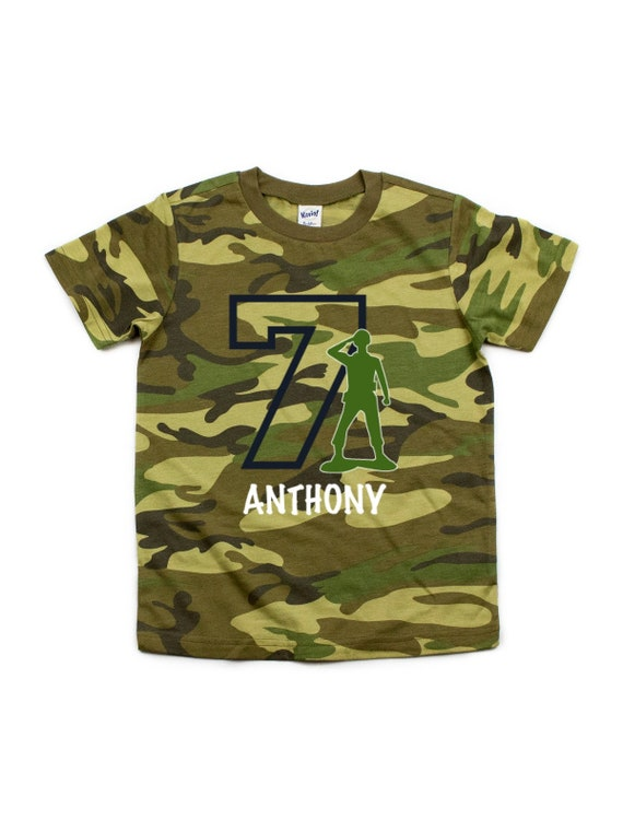 Details about Mens Camouflage T Shirt Long Fit Camo Tee Short Sleeve Men Army Print Boys Top