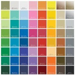 """12"""" x 24"""" Oracal 631 Matte Vinyl Sheets,  available in 69 Colors!"""