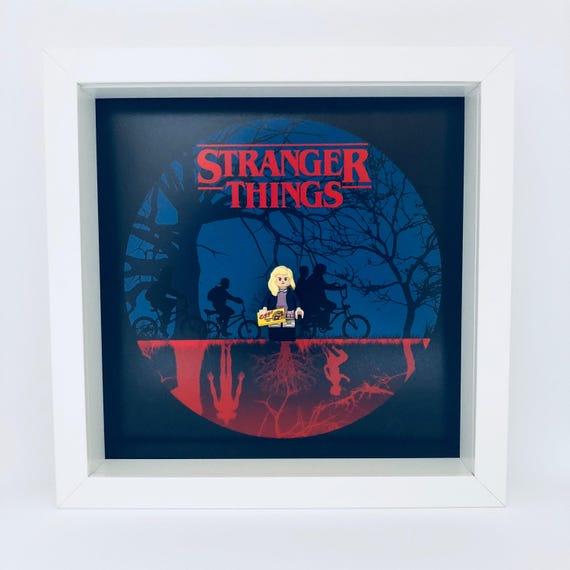 Stranger Things Character Minifigure Frame