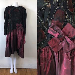 midnight blue maxi glitter flowers fancy maxi sleeveless bodycon dress 1990s 90s crushed velvet dress size xs  small