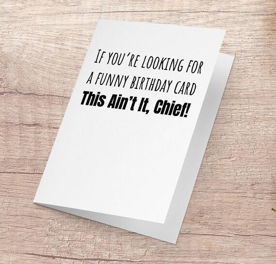 Funny Vine Photo Birthday Cards