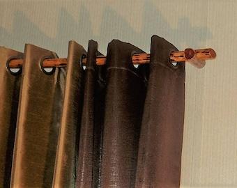 Curtain Rod Etsy