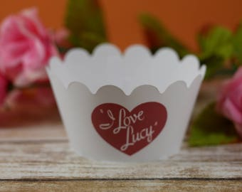 I Love Lucy Party Etsy