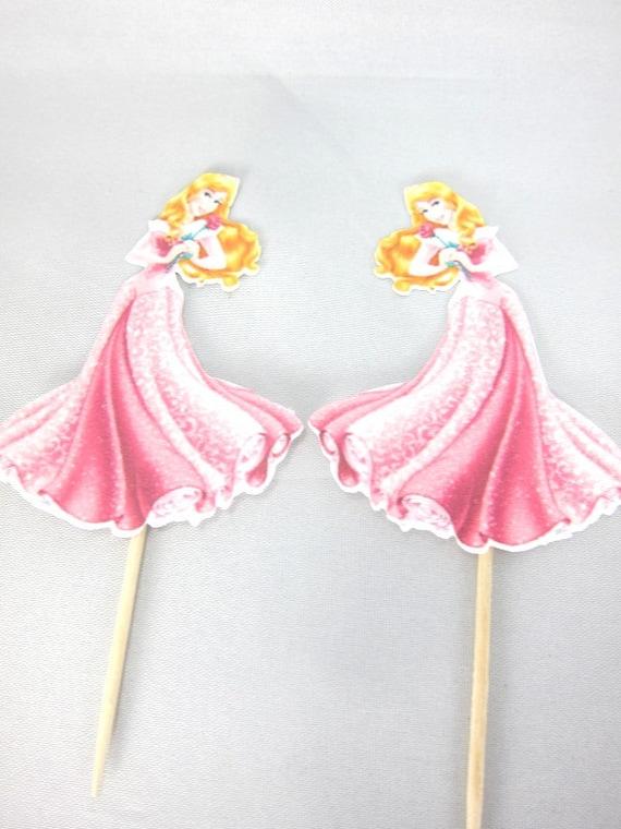 Juego de Princesa Aurora Magdalena de cumpleaños la princesa | Etsy