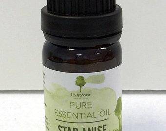 Star Anise Essential Oil, 10ml