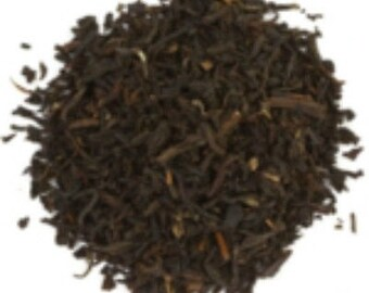 Plymouth Tea, Premium Quality Artisan Superior Black Loose Leaf Tea 100g