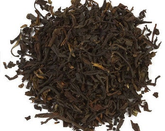 Plymouth Tea, Premium Quality Artisan Russian Caravan Loose Leaf Tea 100g