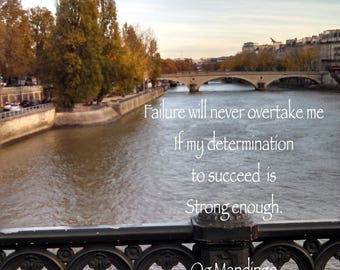 Motivational quote from Og Mandingo