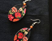 Frida Kahlo Earrings - Re...