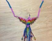 Humming bird necklace...