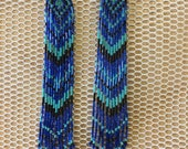 Earring beads long 17 cm...
